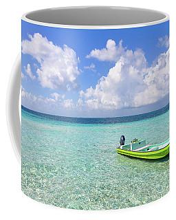 Look At This Beautiful Blue Water Coffee Mug