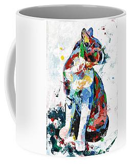 Look Away Coffee Mug
