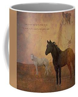Look Forward Coffee Mug