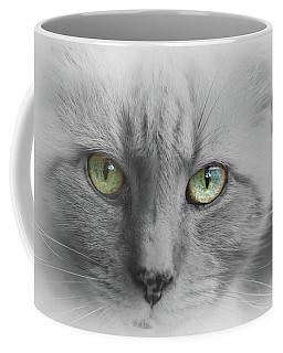 Look Into My Eyes  Coffee Mug