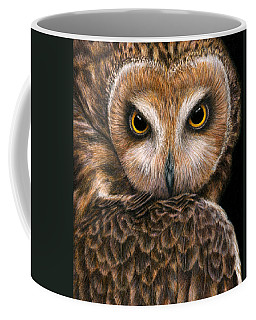Look Into My Eyes Coffee Mug by Pat Erickson