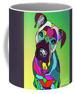 Look Of Love Coffee Mug
