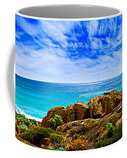Look To The Horizon Coffee Mug