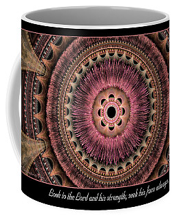 Look To The Lord Coffee Mug