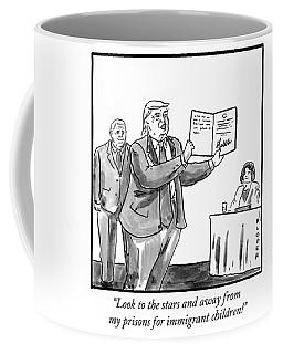 Look To The Stars Coffee Mug