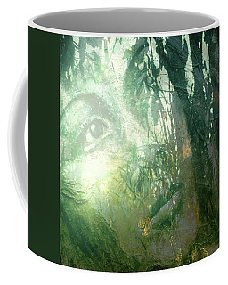 Look Well Into Thy Spirit Coffee Mug