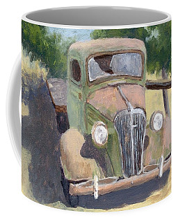Lookin' Back Coffee Mug