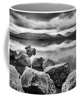 Looking Across Loch Lomond Scotland Coffee Mug