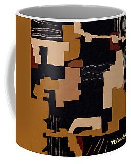 Looking Across Coffee Mug
