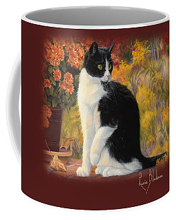 Looking Afar Coffee Mug
