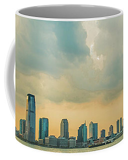 Looking At New Jersey Coffee Mug