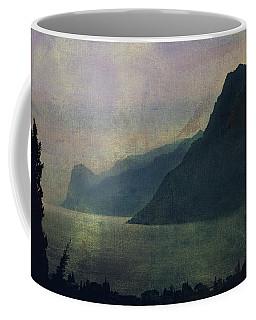 Looking At The Lake... Coffee Mug