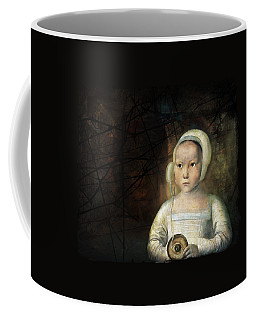Looking Back Coffee Mug