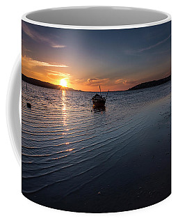 Coffee Mug featuring the photograph Looking For Night by Edgar Laureano