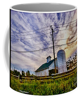Looking For Oz  Coffee Mug by MaryLee Parker