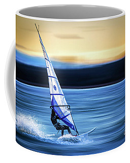 Coffee Mug featuring the photograph Looking Forward by Hannes Cmarits