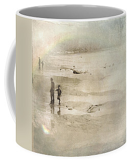 Looking Forward Looking Back Coffee Mug