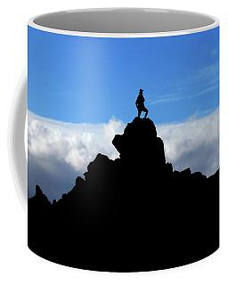 The Summit Hunter Coffee Mug