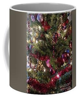 Looking In At Christmas Coffee Mug