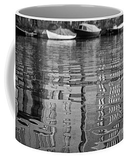 Coffee Mug featuring the photograph Looking In The Water by Ana Mireles