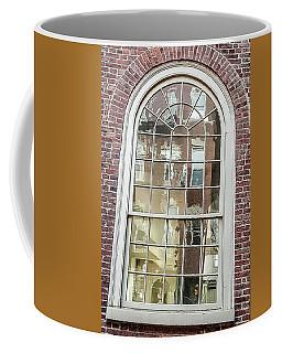 Looking Into History Coffee Mug