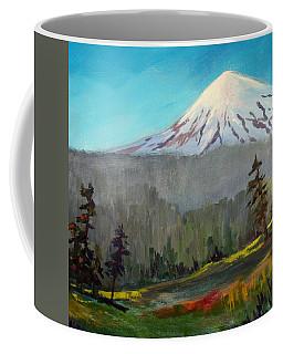 Looking North Coffee Mug by Nancy Merkle