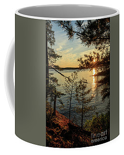 Looking Out Coffee Mug