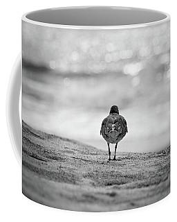 Looking Out To Sea Coffee Mug