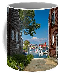 Looking Rockport Coffee Mug