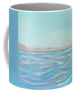 Looking South Tryptic Part 1 Coffee Mug