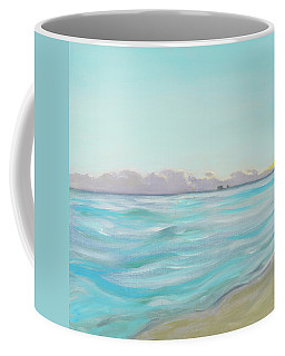 Looking South Tryptic Part 2 Coffee Mug