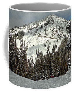 Looking Toward Clayton Peak Coffee Mug