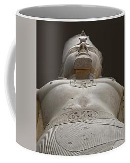 Looking Up At Rameses Coffee Mug