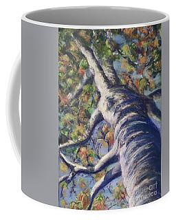 Looking Up - Fall Coffee Mug