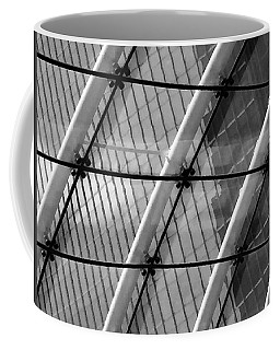 Looking Up In The Core Coffee Mug