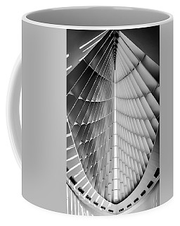 Coffee Mug featuring the photograph Looking Up by Steven Santamour