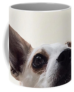Lookout Terrier Coffee Mug