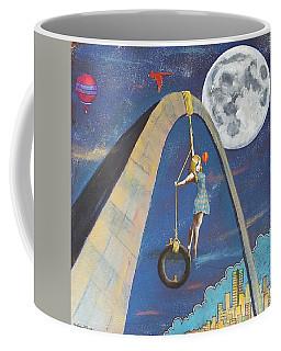 Looks Like Trouble Coffee Mug