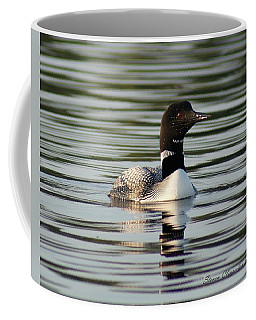 Loon 1 Coffee Mug by Steven Clipperton