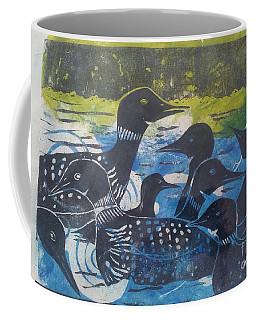 Loon, I See Coffee Mug