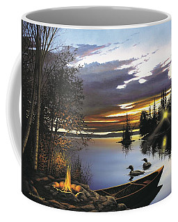 Loon Lake Coffee Mug