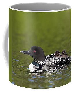 Loon Taxi Coffee Mug