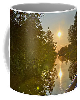 Loosdrecht Boat Trip Coffee Mug