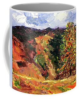 Loose Landscape Coffee Mug