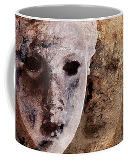 Loosing The Real You Behind The Mask Coffee Mug