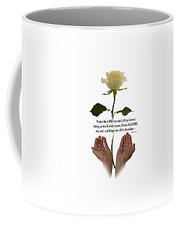 Lord, O My Soul Coffee Mug by Ann Lauwers