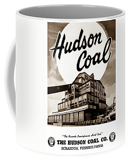 Loree Colliery Larksville Pa. Hudson Coal Co  Coffee Mug