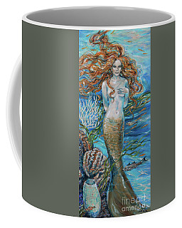 Lorelei Mermaid Coffee Mug