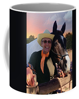 Lori And Paco Coffee Mug