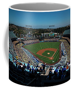 Los Angeles Dodgers Dodgers Stadium Baseball 2043 Coffee Mug